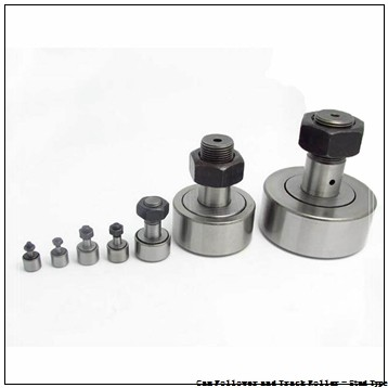 IKO CRE24BUU  Cam Follower and Track Roller - Stud Type