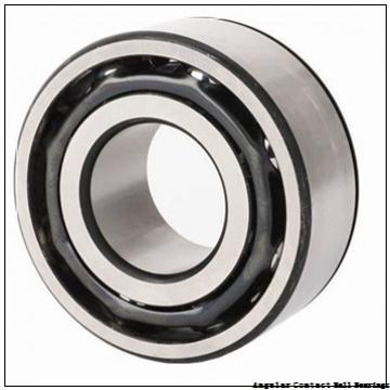 60 mm x 110 mm x 36,53 mm  TIMKEN 5212KG  Angular Contact Ball Bearings