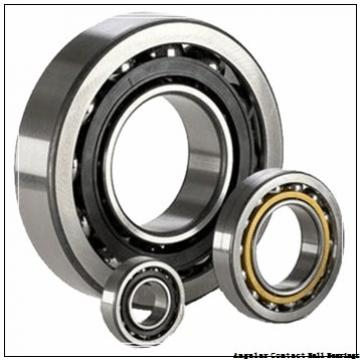 85 mm x 180 mm x 41 mm  SKF 7317 BECBF  Angular Contact Ball Bearings