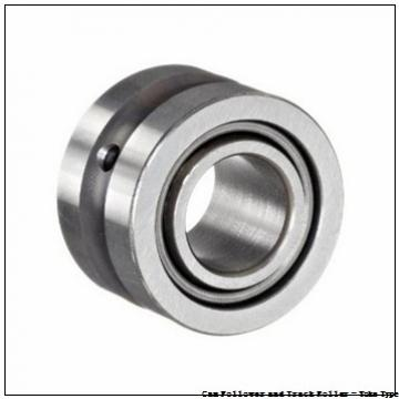 CONSOLIDATED BEARING 361207-2RSX  Cam Follower and Track Roller - Yoke Type