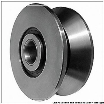 CONSOLIDATED BEARING 361207-2RS  Cam Follower and Track Roller - Yoke Type