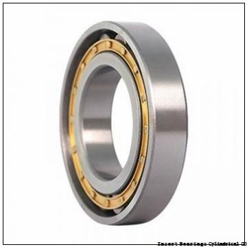 SEALMASTER ERX-206 LO  Insert Bearings Cylindrical OD