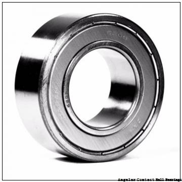 30 mm x 62 mm x 16 mm  TIMKEN 7206WN  Angular Contact Ball Bearings