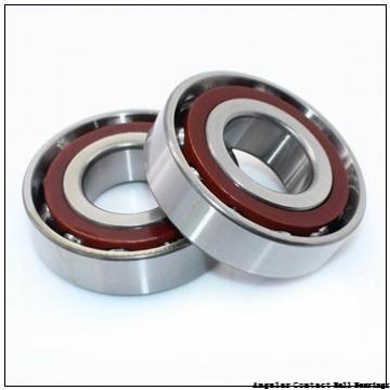 75 mm x 130 mm x 25 mm  TIMKEN 7215WN  Angular Contact Ball Bearings